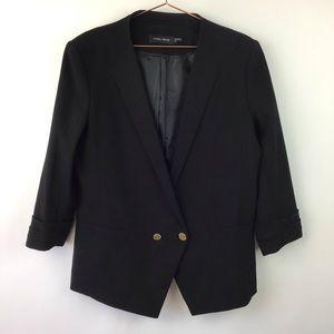 Ivanka Trump Black Blazer Size 14